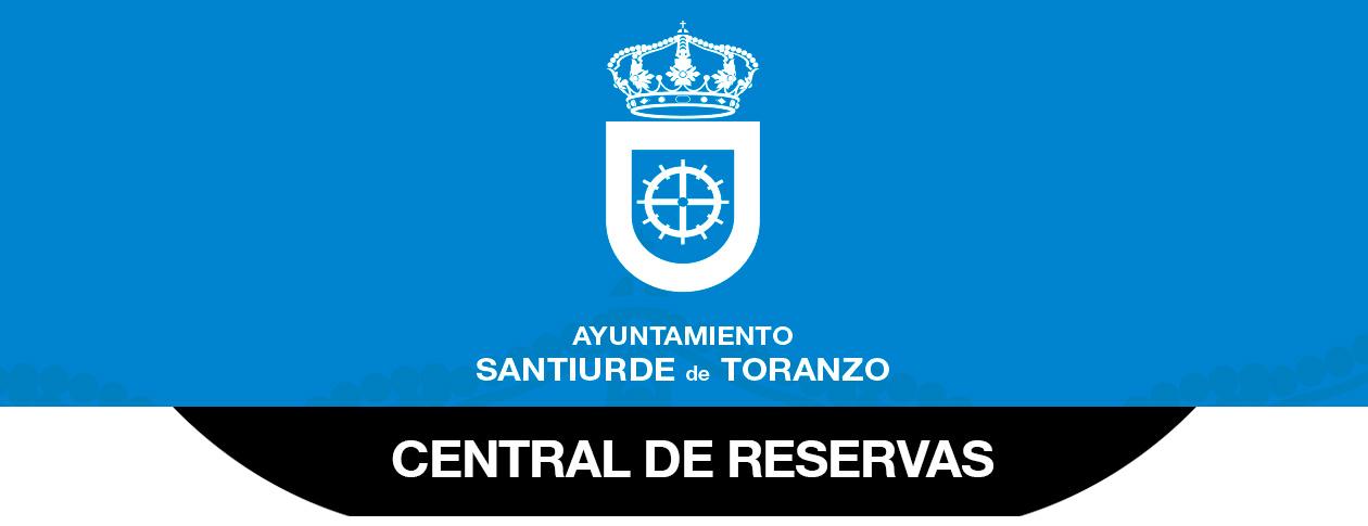 Central de reservasn